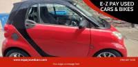 2010 Smart fortwo pure 2dr Hatchback