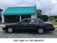 2003 Lincoln Town Car Cartier 4dr Sedan