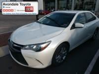 Certified Pre-Owned 2016 Toyota Camry Sedan Front-wheel Drive in Avondale, AZ