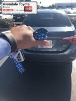 Pre-Owned 2015 Toyota Corolla Sedan Front-wheel Drive in Avondale, AZ