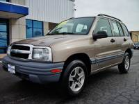 2003 Chevrolet Tracker 4dr Hardtop 4WD Base