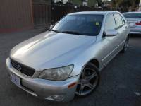 2002 Lexus IS 300 4dr Sedan