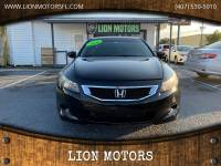 2008 Honda Accord EX-L 2dr Coupe 5A