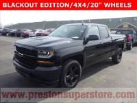 Certified Used 2016 Chevrolet Silverado 1500 WT Truck in Burton, OH
