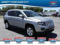 2016 Jeep Compass Latitude FWD SUV 4 cyls