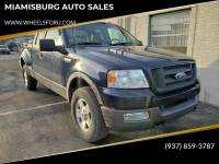 2005 Ford F-150 4dr SuperCab FX4 4WD Flareside 6.5 ft. SB