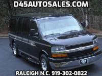 2005 Chevrolet Express Cargo 1500 3dr Cargo 135 in. WB