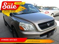 2005 Honda Pilot 4dr EX-L 4WD SUV w/Leather and Entertainment System