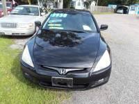 2004 Honda Accord EX V-6 2dr Coupe