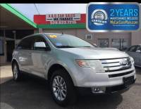 2009 Ford Edge SEL 4dr Crossover