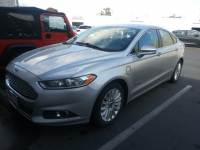 Used 2014 Ford Fusion Energi For Sale at Boardwalk Auto Mall | VIN: 3FA6P0PU6ER115648