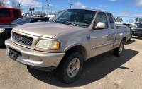 1998 Ford F-150 3dr 4WD Extended Cab LB