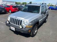 2005 Jeep Liberty Renegade 4WD 4dr SUV