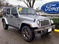 2017 Jeep Wrangler Unlimited 4x4 75th Anniversary Edition 4dr SUV