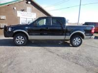 2008 Ford F-150 4x4 King Ranch 4dr SuperCrew Styleside 5.5 ft. SB