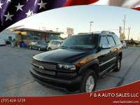 2005 Chevrolet Tahoe Z71 4WD 4dr SUV