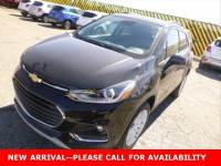 Used 2017 Chevrolet Trax Premier SUV AWD for Sale in Stow, OH