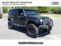 Pre-Owned 2017 Jeep Wrangler JK Unlimited Sahara SUV in Atlanta GA