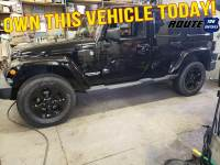 2011 Jeep Wrangler Unlimited 4x4 Sport Mojave 4dr SUV