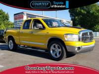 Pre-Owned 2008 Dodge Ram 1500 SLT Truck Quad Cab in Jacksonville FL