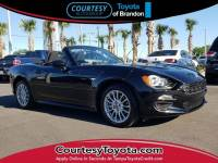 Pre-Owned 2017 FIAT 124 Spider Classica Convertible in Jacksonville FL