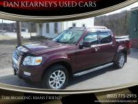 2008 Ford Explorer Sport Trac 4x4 Limited 4dr Crew Cab (V6) (midyear release)