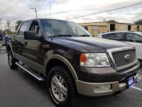 2005 Ford F-150 SuperCrew 139 XLT 4WD