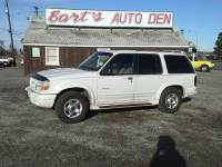 2001 Ford Explorer Limited 4WD 4dr SUV