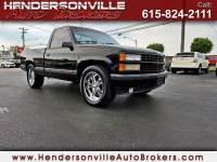 1990 Chevrolet Silverado 1500 SS Classic 454 SS