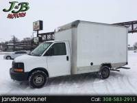 2009 GMC Savana Cutaway 3500 2dr Commercial/Cutaway/Chassis 139-177 in. WB