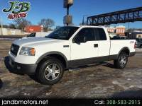 2007 Ford F-150 FX4 4dr SuperCab 4WD Styleside 6.5 ft. SB