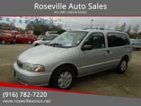 2002 Mercury Villager Value 4dr Mini-Van