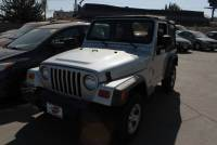 2006 Jeep Wrangler X 2dr SUV 4WD