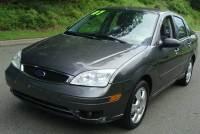 2007 Ford Focus ZX4 SES 4dr Sedan