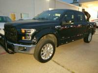 2016 Ford F-150 Lariat Navigation & Leather Truck SuperCrew Cab 4x2 4-door