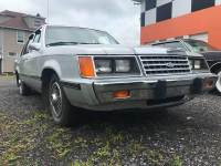 1986 Ford LTD Brougham 4dr Sedan