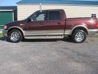 2002 Ford F-150 4dr SuperCrew King Ranch 2WD Styleside SB