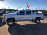 Pre-Owned 2017 Chevrolet Silverado 1500 LT Four Wheel Drive Trucks
