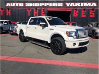 2011 Ford F-150 Lariat Limited Pickup 4D 5 1/2 ft