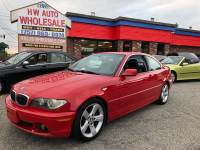 2005 BMW 3 Series 325Ci 2dr Coupe
