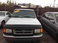 1996 Ford Ranger 2dr XLT Extended Cab Stepside SB