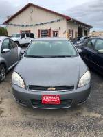 2006 Chevrolet Impala LT 4dr Sedan w/3.5L w/ roof rail curtain delete