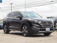 Certified Used 2017 Hyundai Tucson Limited SUV For Sale Austin TX