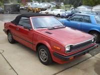 1981 Honda Prelude 2dr Coupe