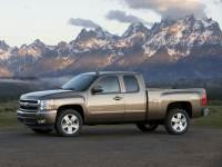 Used 2008 Chevrolet Silverado 1500 Truck Extended Cab V-8 cyl in Clovis, NM