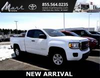Used 2016 GMC Canyon Ext Cab 3.6L V6 4x4 w/Bluetooth, Backup Camera, Tr Truck in Plover, WI