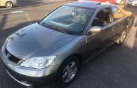 2004 Honda Civic EX 2dr Coupe