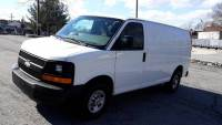 2013 Chevrolet Express Cargo 2500 3dr Cargo Van w/ 1WT