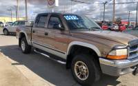 2000 Dodge Dakota 4dr SLT Plus 4WD Crew Cab SB