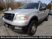 2005 Ford F-150 4dr SuperCab FX4 4WD Styleside 6.5 ft. SB